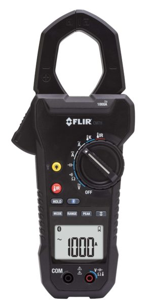 FLIR CM83 600A CLAMP METER