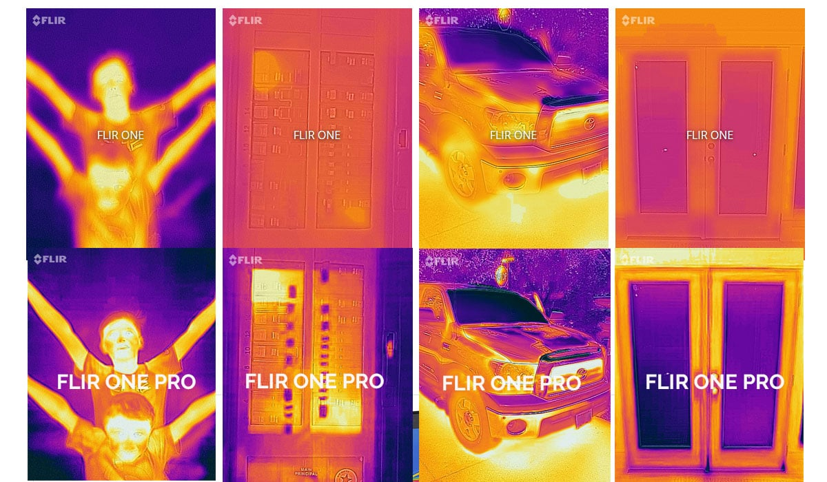 FLIR ONE PRO - Android
